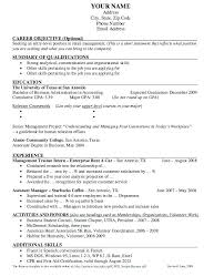 Barista Resume Classy Barista Resume Example Nmdnconference Example Resume And