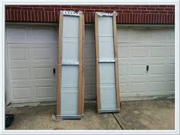wood garage door panelsPanel Replacement  MGA Garage Door The Woodlands TX