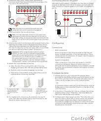 c4z2io zigbee to io transceiver user manual control4 page 4 of c4z2io zigbee to io transceiver user manual control4