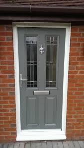 grey front doorThe 25 best Grey front doors ideas on Pinterest  External doors
