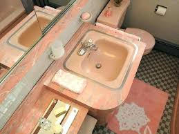 vintage pink sink vintage american standard pink sink