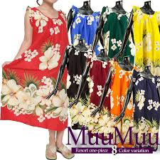 Muumuu Pattern Awesome Nr48 Rakuten Global Market Aloha Resort Muumuu Flower Pattern