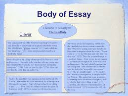 essay writing expository essay character analysis ppt 25 character