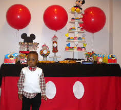 Mickey Mouse Birthday Party Ideas ...