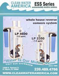 Whole House Filtration Systems 2 Whole House Reverse Osmosis Options To Choose From Clean Water