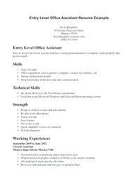 Medical Assistant Resume Skills Best 5612 Medical Assistant Resume Skills Resume