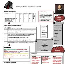 aqa power and conflict essay questions by cagodlington teaching  new spec aqa gcse english language and literature revision mats