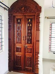 excellent modern door bell pooja room door designs with bells modern glass teak and leveon