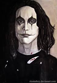 makeup ideas the crow makeup the crow the crow by riostarkey the