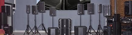 <b>Профессиональная акустика</b>. Ее типы, способы подключения и ...