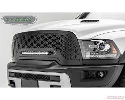2015 Ram 1500 Bumper Light Bar Z314551 2015 2018 Ram 1500 Rebel Zroadz Grille Black 1
