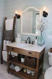 20 Best Farmhouse Bathrooms Farmhouse Bathroom Decor Bathroom Decor Modern Farmhouse Bathroom