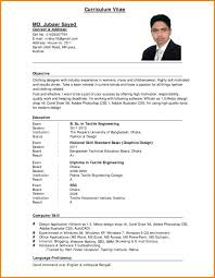 Example Of Resume Cv Curriculum Vitae Samples Doc Vita Formatting Classy What Is Resume Cv