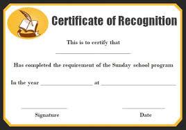 School Certificates Template Sunday School Certificate Template 17 Specialized
