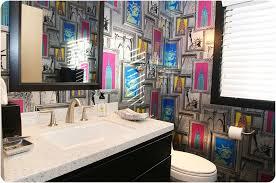 borth wilson half bathroom remodel