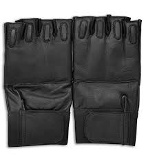 takedown tactical sap leather steel shot gloves w wrist guard l grindworx