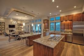 eat in kitchen lighting. open floor plan decorating ideas kitchen transitional with eat in under cabinet lighting great room