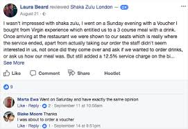 restaurant review examples bad restaurant reviews examples