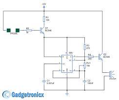 Digital Clock Circuit Diagram Using 555 Timer Unique 1 Minute 5