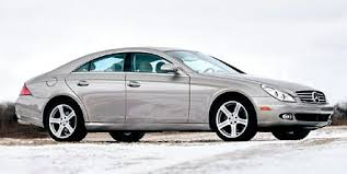 Inline 6 engine displacement (liters): Tested 2006 Mercedes Benz Cls500