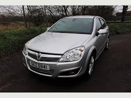 Vauxhall Astra Design 1 8 Used Vauxhall Astra Hatchback 1 8 I 16v Design 5dr In