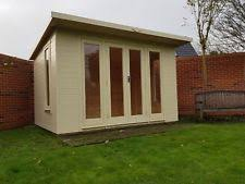home office in the garden. Garden Room Summerhouse Home Office Double Glazed 12x6 DELIVERED \u0026 ERECTED In The