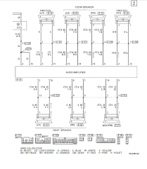 lancer evo 04 2004 factory car stereo wiring installation harness lancer car amplifier wiring diagram wiring diagram car stereo wiring harnesses ssl infinty amp wiring page