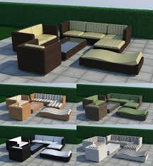 Modest Ideas Outdoor Furniture Material Inspiring Which Material ...