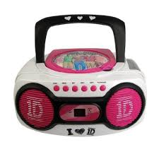 Small Picture 1D One Direction CD Boombox Kids Corner Pinterest Boombox