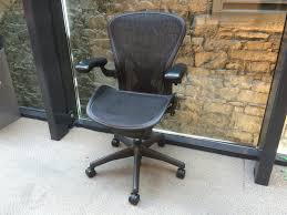 105 Herman Miller Aeron Chairs For Resale EgansAeron Office Chair Used