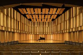 Performance Hall Design Carleton College Music And Performance Commons Hga