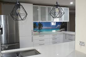 decorative acrylic splashbacks and wall panels
