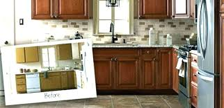 ideas for refacing kitchen cabinets how reface cot cabinet doors door refurbishing old c painting metal kitchen cabinets