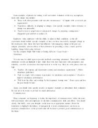 What Is A Job Review Evaluation Phrases Knowledge