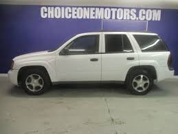 2008 Used Chevrolet Trailblazer 4X4 LOW MILES GREAT FOR WINTER at ...