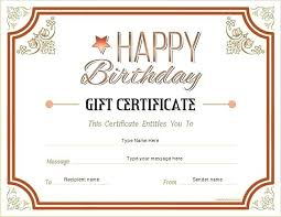 Microsoft Word Gift Certificate Templates Free Gift Certificate Template Word Elegant Unique Publisher