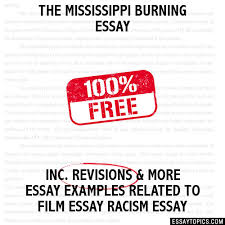 mississippi burning essay mississippi burning cast prezi