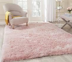 pink rug for nursery thenurseries soft pink round rug
