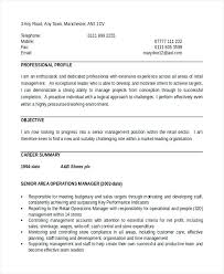 Director Of Operations Resume – Foodcity.me