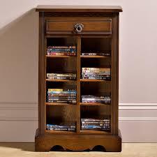 Sliding Door Dvd Cabinet Minimalist White Wooden Cabinet With Graded Rack And Sliding Door