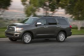 2013 Toyota Sequoia - Information and photos - ZombieDrive