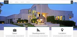 Property Developer Website Design Web Design Agency Portfolio Real Estate Website Design