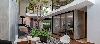 modern office design. Balancing Comfort And Formality: Modern Matatena Offices In Mexico Office Design
