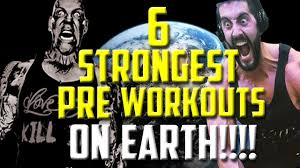 best pre workout supplement 2016 top 6 pre workout supplements for energy you