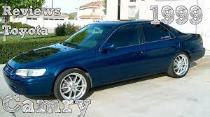 Reviews Toyota Camry 1999 - YouTube