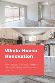 How Much Would A Whole House Renovation Cost Sell My