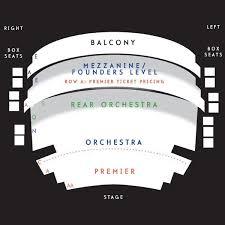 Mccallum Theater Seating Chart Seats Busch Stadium Online Charts Collection