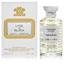 <b>Creed Love In</b> Black for Women 8 4 oz Eau de Parfum Flacon ...