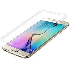 samsung galaxy s6 edge white. tempered glass screen for samsung galaxy s6 edge plus white color g