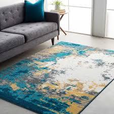 watercolor area rug. Avery Abstract Watercolor Area Rug - 5\u0026#x27 T
